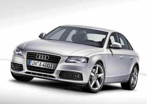 INSTALATIE GPL PRINS Audi A4 2.0 TFSI  / BWE / 147kw  2007  rezervor cil 55L