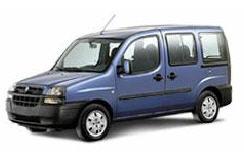 Instalatie GPL FIAT DOBLO toate 4cil 2002-2009 rezervor cil 55L  PL2