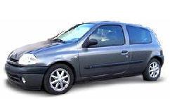 INSTALATIE GPL RENAULT CLIO toate 4cil dupa 1999 rezervor TI 34L
