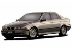 Instalatie GPL BMW seria 5 3.0 6cil 1993-2005 rezervor TI 42L  PF7