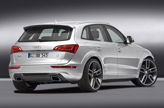INSTALATIE GPL PRINS Audi Q5 2.0 TFSI  / CDNC / 155kw 2009 rezervor TI 41L