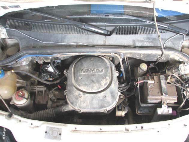Instalatie GPL FIAT DOBLO toate 4cil 2002-2009 rezervor TE 47L  PL2