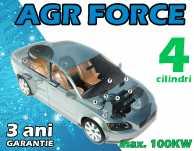 Instalatie GPL AGR FORCE 4 cilindri max 100kw