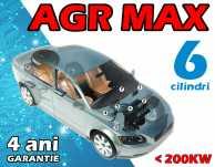 Instalatie GPL AGR MAX 6 cilindri peste 200kw