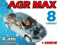 Instalatie GPL AGR MAX 8 cilindri peste 200kw