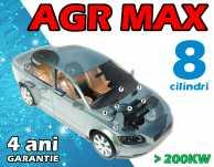 Instalatie GPL AGR MAX 8 cilindri max 200kw