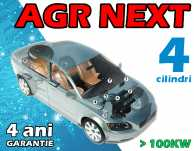 Instalatie Gpl AGR Next - Motoare cu 4 Cilindrii, Putere 100 KW