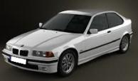 INSTALATIE GPL BMW seria 3 1.6/1.8/1.9 4cil 1993-1999 rezervor cil 55L 205125 U