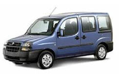 Instalatie GPL FIAT DOBLO toate 4cil 2002-2009 rezervor cil 40L  PL2