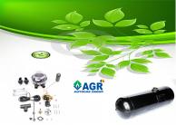 KIT AGR inlocuire rezervor cilindric