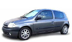 Instalatie GPL RENAULT CLIO toate 4cil 1999-2005 rezervor cil 28L  PF1