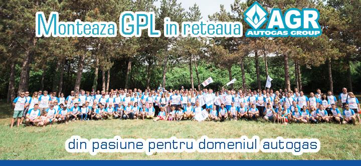 Monteaza GPL in reteaua AGR