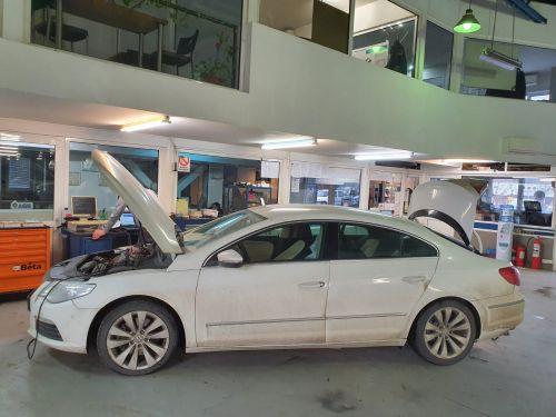 VW Passat, 2 rezervoare